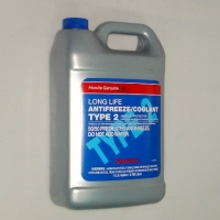 Антифриз Honda Long Life Antifreeze/Coolant TYPE 2, 3.78л